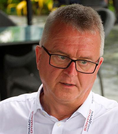 Håkan Enlund, potrait.